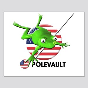 polevault Small Poster