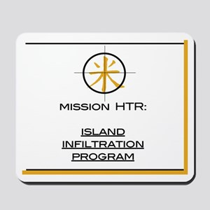 HTR Mission Mousepad