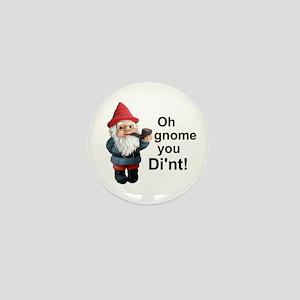 Oh gnome you di'nt! Mini Button