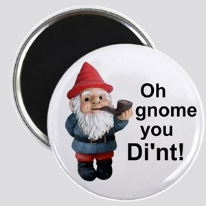 Oh gnome you di'nt! Magnet