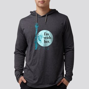 I'm with her - g1 Long Sleeve T-Shirt