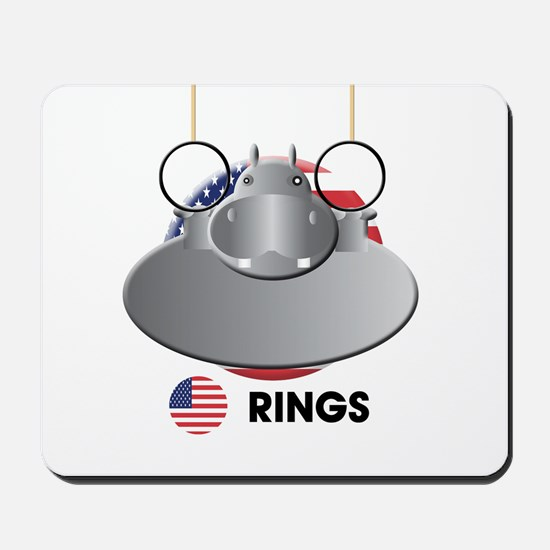 rings Mousepad