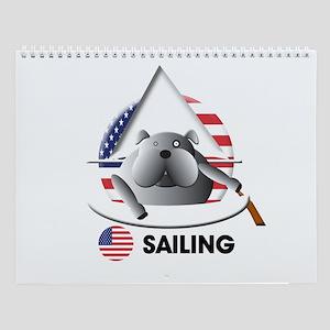 sailing Wall Calendar