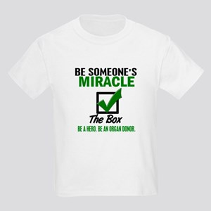 Check The Box 5 Kids Light T-Shirt