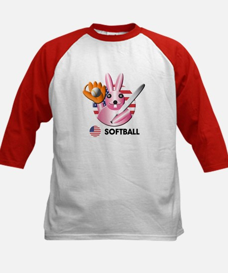 softball Kids Baseball Jersey