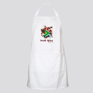 Butterfly South Africa BBQ Apron