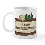 Camp Morningwood Mug