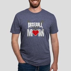 Baseball Mom Gift for Loving Mother of Bas T-Shirt