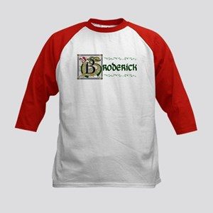 Broderick Celtic Dragon Kids Baseball Jersey