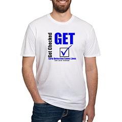 Colon Cancer Get Checked Shirt