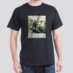 The Art of War (Knowlege) Dark T-Shirt