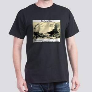 The Art of War (Movement) Dark T-Shirt