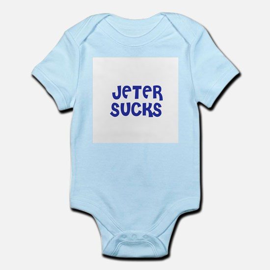 Jeter Sucks Infant Creeper