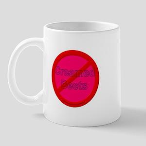 No Creamed Beets Mug