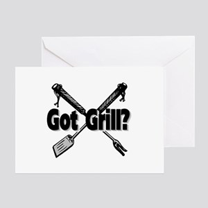 Got Grill? Greeting Card