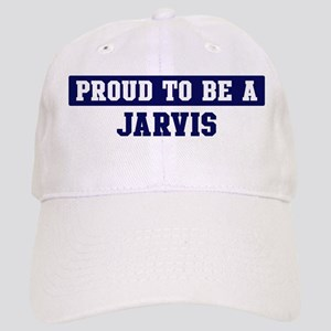 Proud to be Jarvis Cap