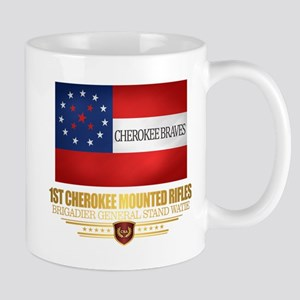 1st Cherokee Mounted Rifles Mugs