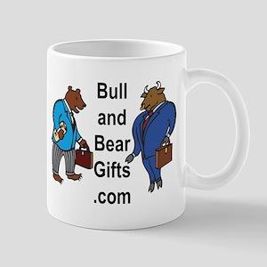 AT OUR COST - Bull And Bear Gifts Mug