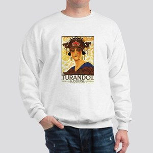 Turandot Poster Sweatshirt