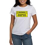 Warning: Newbie Diver Women's T-Shirt