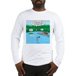 Rainy Days at Summer Camp Long Sleeve T-Shirt