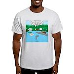 Rainy Days at Summer Camp Light T-Shirt