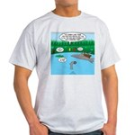 Rainy Days at Summer Camp Light T-Shirt