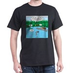 Rainy Days at Summer Camp Dark T-Shirt