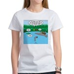 Rainy Days at Summer Camp Women's Classic T-Shirt