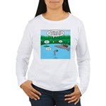 Rainy Days at Summer C Women's Long Sleeve T-Shirt
