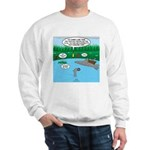 Rainy Days at Summer Camp Sweatshirt