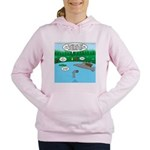 Rainy Days at Summer Cam Women's Hooded Sweatshirt