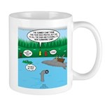 Rainy Days at Summer Camp 11 oz Ceramic Mug