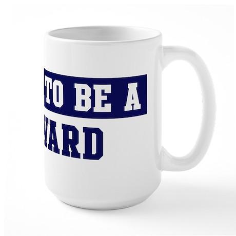 Proud to be Howard Large Mug