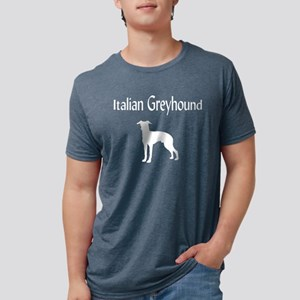 Italian Greyhound Women's Black T-Shirt