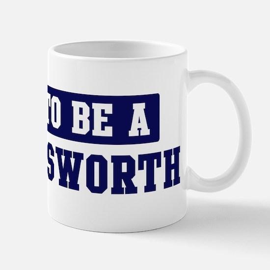 Proud to be Hollingsworth Mug