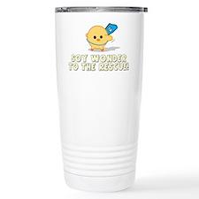 Soy Wonder Stainless Steel Travel Mug
