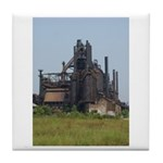 Blast Furnace Tile Coaster