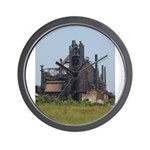 Blast Furnace Wall Clock