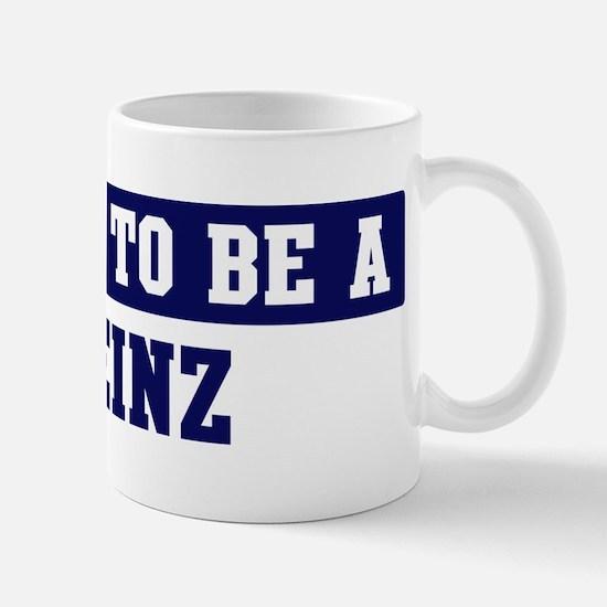 Proud to be Heinz Mug