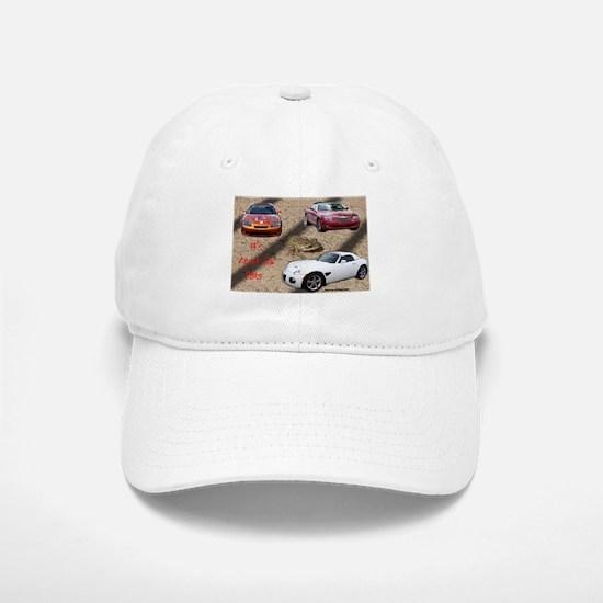 It's About The Cars Baseball Baseball Cap