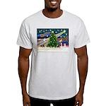 XmasMagic/Crested (#1) Light T-Shirt