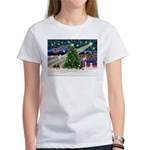 XmasMagic/Crested (#1) Women's T-Shirt