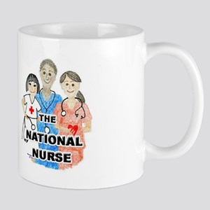 The National Nurse Mug