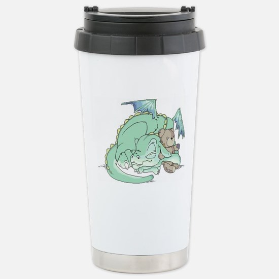 Baby Dragon Stainless Steel Travel Mug