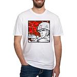 VeryRussian.com Fitted T-Shirt
