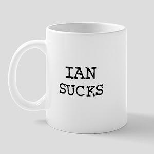 Ian Sucks Mug