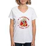 CTEPBA.com Women's V-Neck T-Shirt