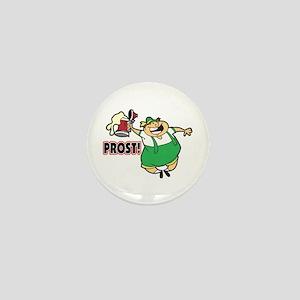 Humorous Oktoberfest Mini Button