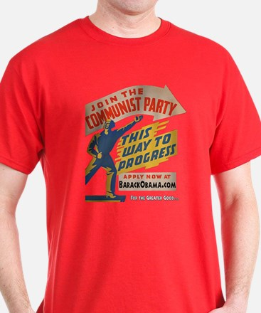 Join The Communists! T-Shirt